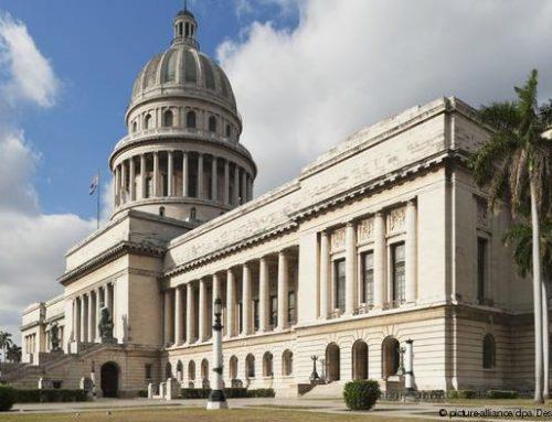 Россия потратит 642 млн рублей на ремонт Капитолия в Гаване